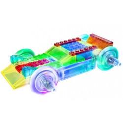 Laser pegs kit constructie cu lumini 8in1 masina sport