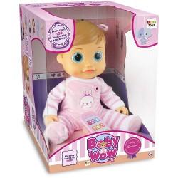 Papusa interactiva Baby Wow Emma Imc 95212