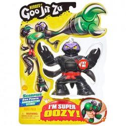Goo Jit Zu figurina Heroes SCORPIUS 41011-41027