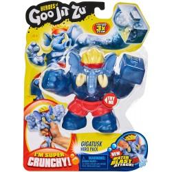 Goo Jit Zu figurina seria 2 Gigatusk 41034-41044