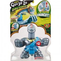Goo Jit Zu figurina sezonul 3 Dino Power Branchiosaur Braxor Ultra Rar 41077-41097