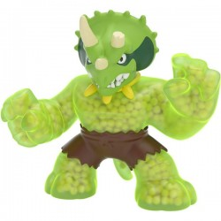 Goo Jit Zu figurina sezonul 3 Dino Power Triceratops Tritops 41077-41091