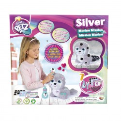Jucarie Cry Pets FOCA SILVER IMC 93164