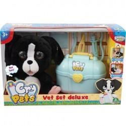 Cry pets set veterinar deluxe Giochi-preziosi MTC02