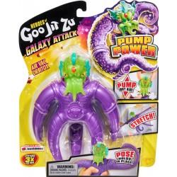 Goo Jit Zu figurina Galaxy Attack Air Vac Orbitox 41121-41222