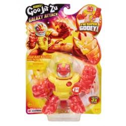 Goo Jit Zu figurina Galaxy Attack Solar Blast Blazagon 41162-41208