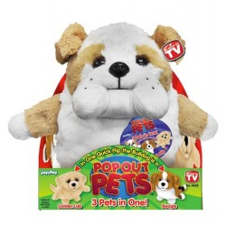 Pop out pets 3 in 1 catei