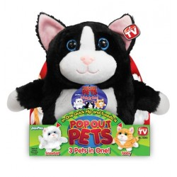 Pop out pets 3 in 1 pisici
