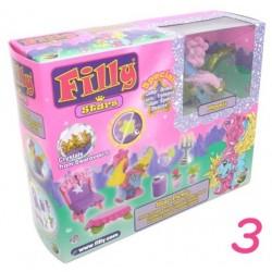 Filly star set figurine