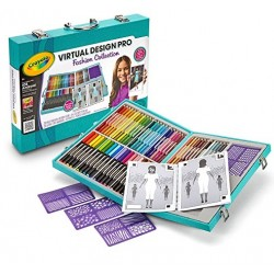Crayola set virtual design pro