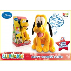 Pluto cu sunete happy
