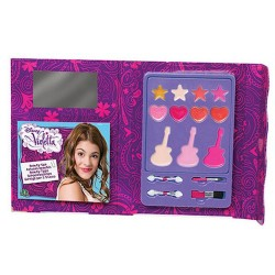 Violetta jurnal make up