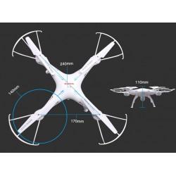 Drona cu camera video Syma X5SC