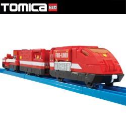 Tomica Tren de pompieri