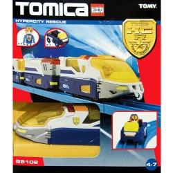 Tomica Tren de politie