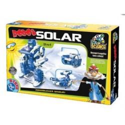 Robot solar