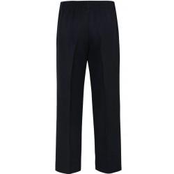 Pantaloni baieti scoala bleumarin George-17