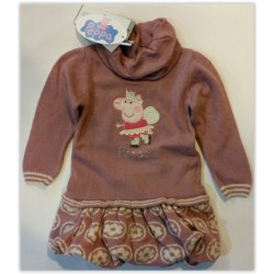Rochita tricotata Peppa pig 8403