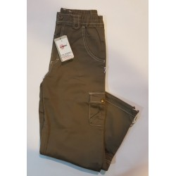 Pantaloni baieti Dominka Little trapper