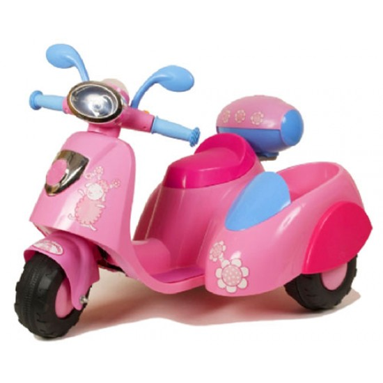 Scooter cu atas baby annabelle