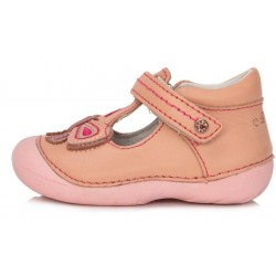 Pantofi decupati fete dd step 015-176