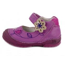 Pantofi decupati fete dd step 038-256a