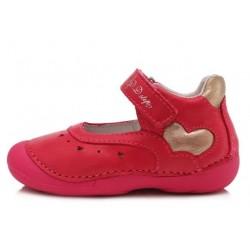 Pantofi decupati fete DD Step 015-199b