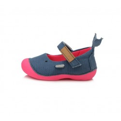 Pantofi decupati fete DDStep C015-240
