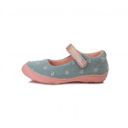 Pantofi decupati fete DDStep C046-85A