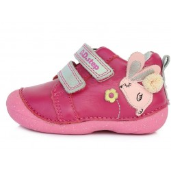 Pantofi fete din piele ddstep 015-511A