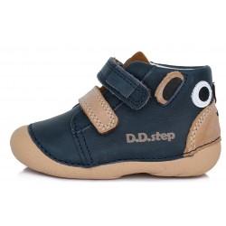Pantofi baieti din piele ddstep 015-803