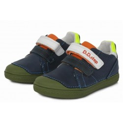 Pantofi pentru baieti din piele DD Step 049-228B