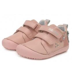 Pantofi pentru fete din piele DD Step 063-916