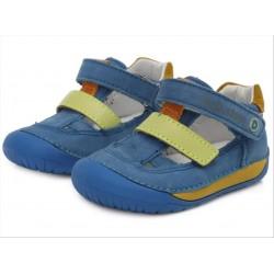 Pantofi decupati pentru baietei DD Step 070-698