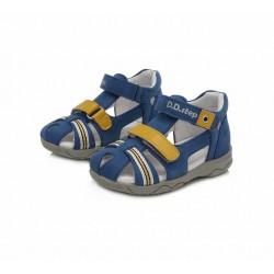 Sandale din piele pentru baieti DD Step AC64-826A