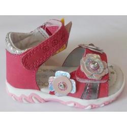Sandale fete din piele ddstep ac625-5a