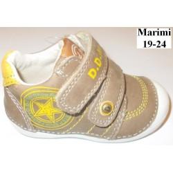 Pantofi baieti din piele dd step 015-59b