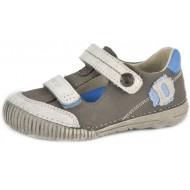 Pantofi baieti decupati dd step 036-43B