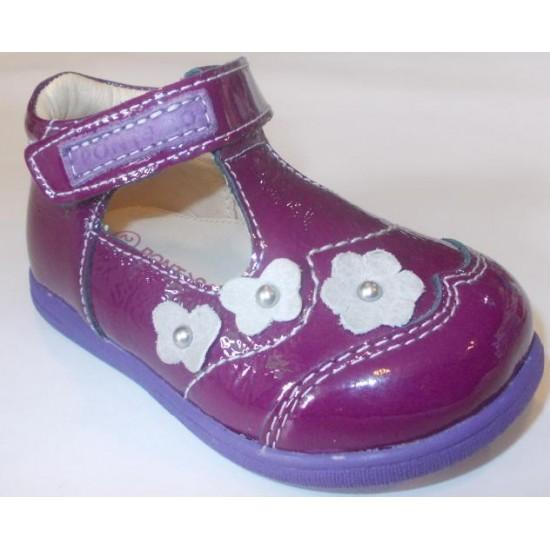 Pantofi decupati fete ponte da03-4a