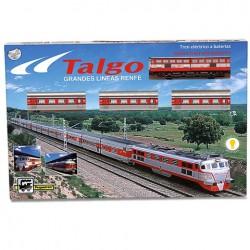 Tren electric pe baterii personal 508