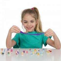 Figurine Pop Pops Pets in slime roz - 12 bile cu 4 figurine ascunse 40002