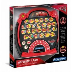 Joc electronic Clementoni pentru invatarea limbii engleze Alphabet pad 61651
