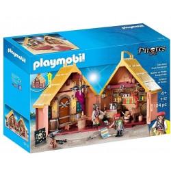 Playmobil set fortareata piratilor 9112