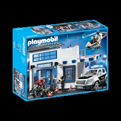 Playmobil Sectia de politie 9372