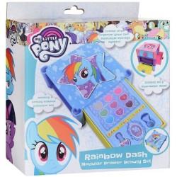 Set frumusete cu sertar My little pony Rainbow Dash 97114