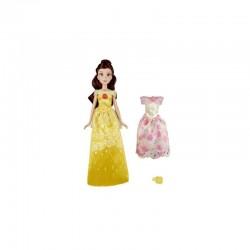 Papusa Belle cu 2 rochite Hasbro E0284