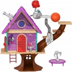 Set de joaca Mattel 101 Dalmatieni-Cabana lui Dylan GDL88