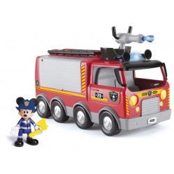 Camionul de pompieri Mickey Mouse