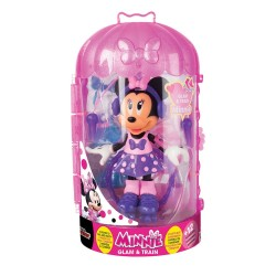 Papusa Minnie Glam Train