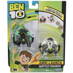 Ben 10  set 2 figurine de lupta